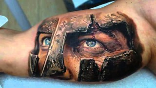 Lustige Tattoo-Designs...
